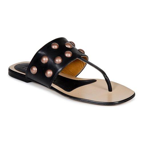 kengät Naiset Varvassandaalit Keyté DELLIA Black