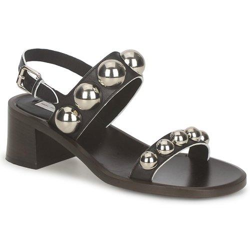 kengät Naiset Sandaalit ja avokkaat Marc Jacobs MJ18184 Black