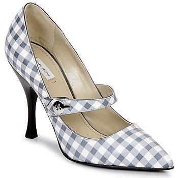 kengät Naiset Korkokengät Marc Jacobs MJ18354 Grey