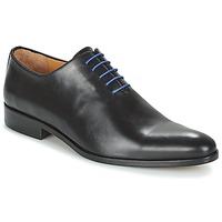 kengät Miehet Herrainkengät Brett & Sons AGUSTIN Musta