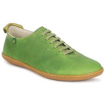kengät Derby-kengät El Naturalista EL VIAJERO FLIDSU Green