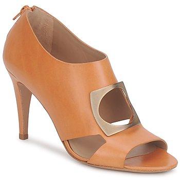 kengät Naiset Nilkkurit Kallisté FLORA Camel