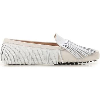 kengät Naiset Mokkasiinit Tod's XXW00G0Y720CZMB001 bianco