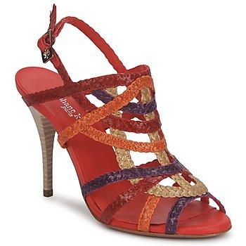 kengät Naiset Sandaalit ja avokkaat Stéphane Kelian OPERA Bronze-multicolore