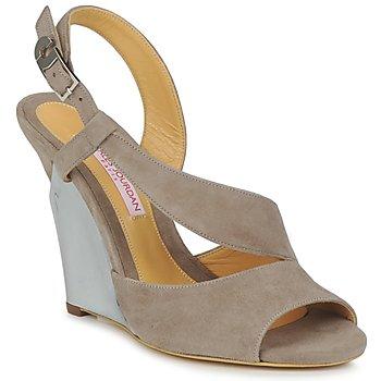 kengät Naiset Sandaalit ja avokkaat Charles Jourdan PALOMA Brown