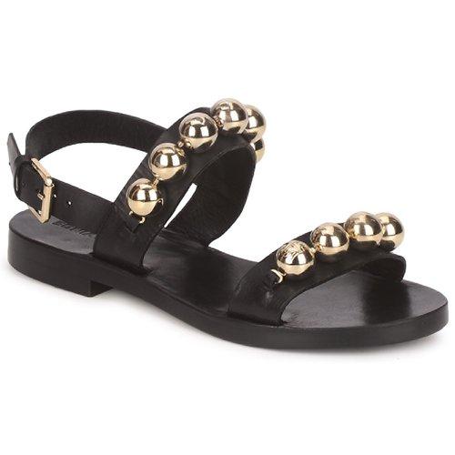kengät Naiset Sandaalit ja avokkaat Sonia Rykiel GRELOTS Black