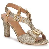 kengät Naiset Sandaalit ja avokkaat Sonia Rykiel DEFIL GAT Glitter / KULTA