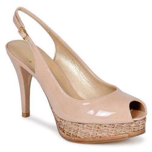 kengät Naiset Sandaalit ja avokkaat Stuart Weitzman SLINK Pink