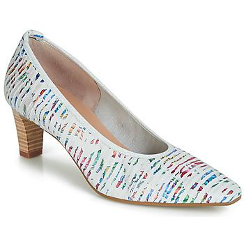 kengät Naiset Korkokengät Perlato MORTY White