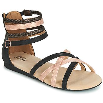 kengät Tytöt Sandaalit ja avokkaat Bullboxer AED009 Black