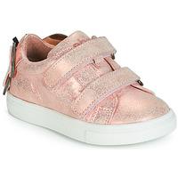 kengät Tytöt Matalavartiset tennarit Acebo's BAMBU Vaaleanpunainen