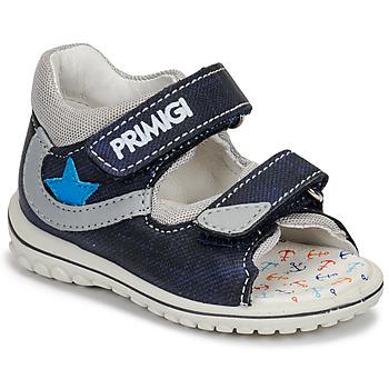 kengät Pojat Sandaalit ja avokkaat Primigi 3377611 Blue