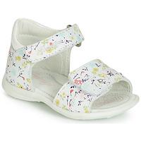 kengät Tytöt Sandaalit ja avokkaat Primigi 3407033 White