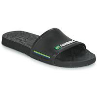 kengät Miehet Rantasandaalit Havaianas SLIDE BRASIL Black