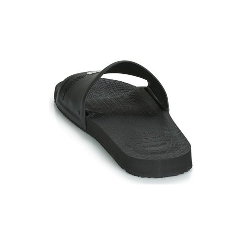 Naisten kengät Havaianas SLIDE BRASIL Black  kengät Rantasandaalit Miehet 2319