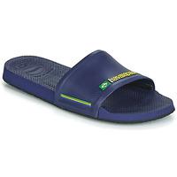 kengät Rantasandaalit Havaianas SLIDE BRASIL Sininen