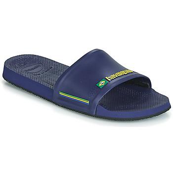 kengät Miehet Rantasandaalit Havaianas SLIDE BRASIL Blue