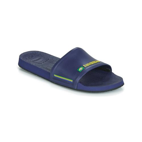 kengät Rantasandaalit Havaianas SLIDE BRASIL Blue