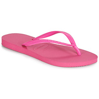 kengät Naiset Varvassandaalit Havaianas SLIM Pink