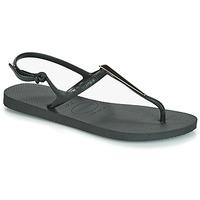 kengät Naiset Sandaalit ja avokkaat Havaianas FREEDOM MAXI Black