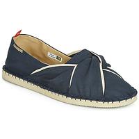 kengät Naiset Espadrillot Havaianas ORIGINE TWIST Laivastonsininen