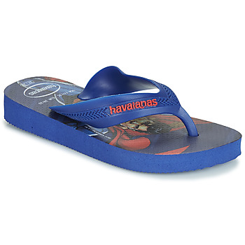 kengät Pojat Varvassandaalit Havaianas KIDS MAX HEROIS Sininen