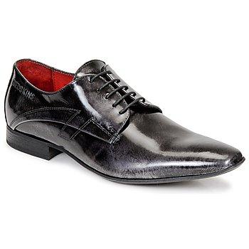 kengät Miehet Derby-kengät Redskins TOUTAN Anthracite