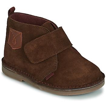 kengät Lapset Bootsit André SCRATCH Brown