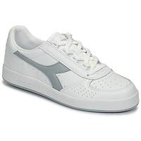 kengät Matalavartiset tennarit Diadora B ELITE Valkoinen / Harmaa