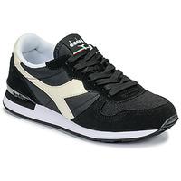 kengät Matalavartiset tennarit Diadora CAMARO Black / White
