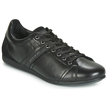 kengät Miehet Matalavartiset tennarit Redskins WASEK II Black