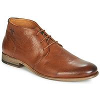 kengät Miehet Bootsit Kost SARRE 1 Cognac