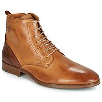 kengät Miehet Bootsit Kost NICHE 39 Cognac