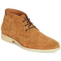 kengät Miehet Bootsit Kost CALYPSO 59 Cognac