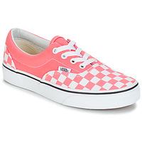 kengät Naiset Matalavartiset tennarit Vans ERA Pink