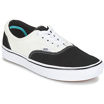 kengät Miehet Matalavartiset tennarit Vans COMFYCUSH ERA Black / White