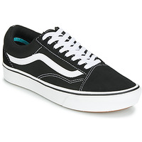 kengät Matalavartiset tennarit Vans COMFYCUSH OLD SKOOL Black / White
