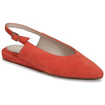 kengät Naiset Balleriinat Fericelli IKIRUA Red