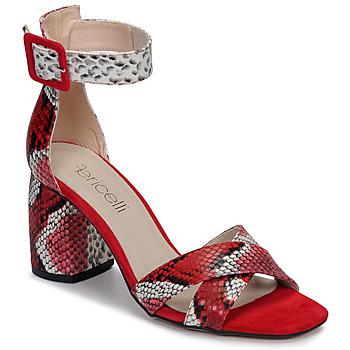 kengät Naiset Sandaalit ja avokkaat Fericelli JEZI Red