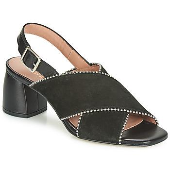 kengät Naiset Sandaalit ja avokkaat Fericelli JARIANI Black