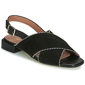 kengät Naiset Sandaalit ja avokkaat Fericelli JANELLE Black