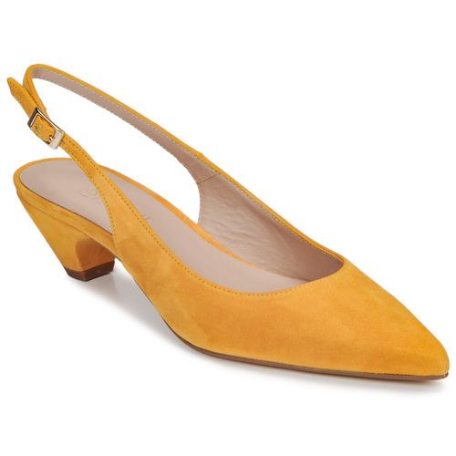 kengät Naiset Korkokengät Fericelli JEYONCE Yellow
