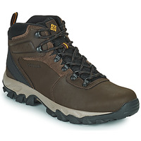 kengät Miehet Vaelluskengät Columbia NEWTON RIDGE PLUS II WATERPROOF Brown