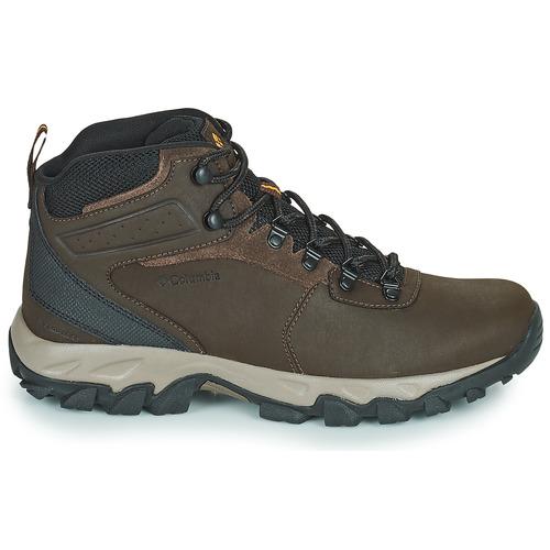 Columbia NEWTON RIDGE PLUS II WATERPROOF Brown 1244863 Miehet kengät