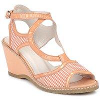 kengät Naiset Sandaalit ja avokkaat Mosquitos HOURA Orange