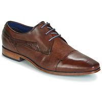 kengät Miehet Derby-kengät Bugatti TROISKATR Brown