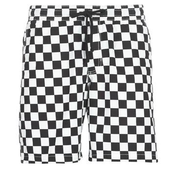 vaatteet Miehet Shortsit / Bermuda-shortsit Vans RANGE SHORT 18 Black / White