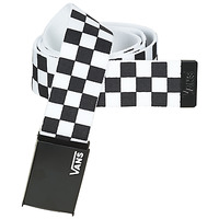 Asusteet / tarvikkeet Vyöt Vans LONG DEPSTER WEB BELT Black / White