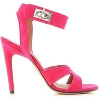 kengät Naiset Sandaalit ja avokkaat Givenchy BE300FE005 675 Fucsia
