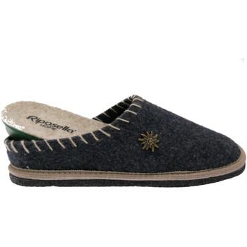 kengät Naiset Puukengät Riposella RIP2611bl blu